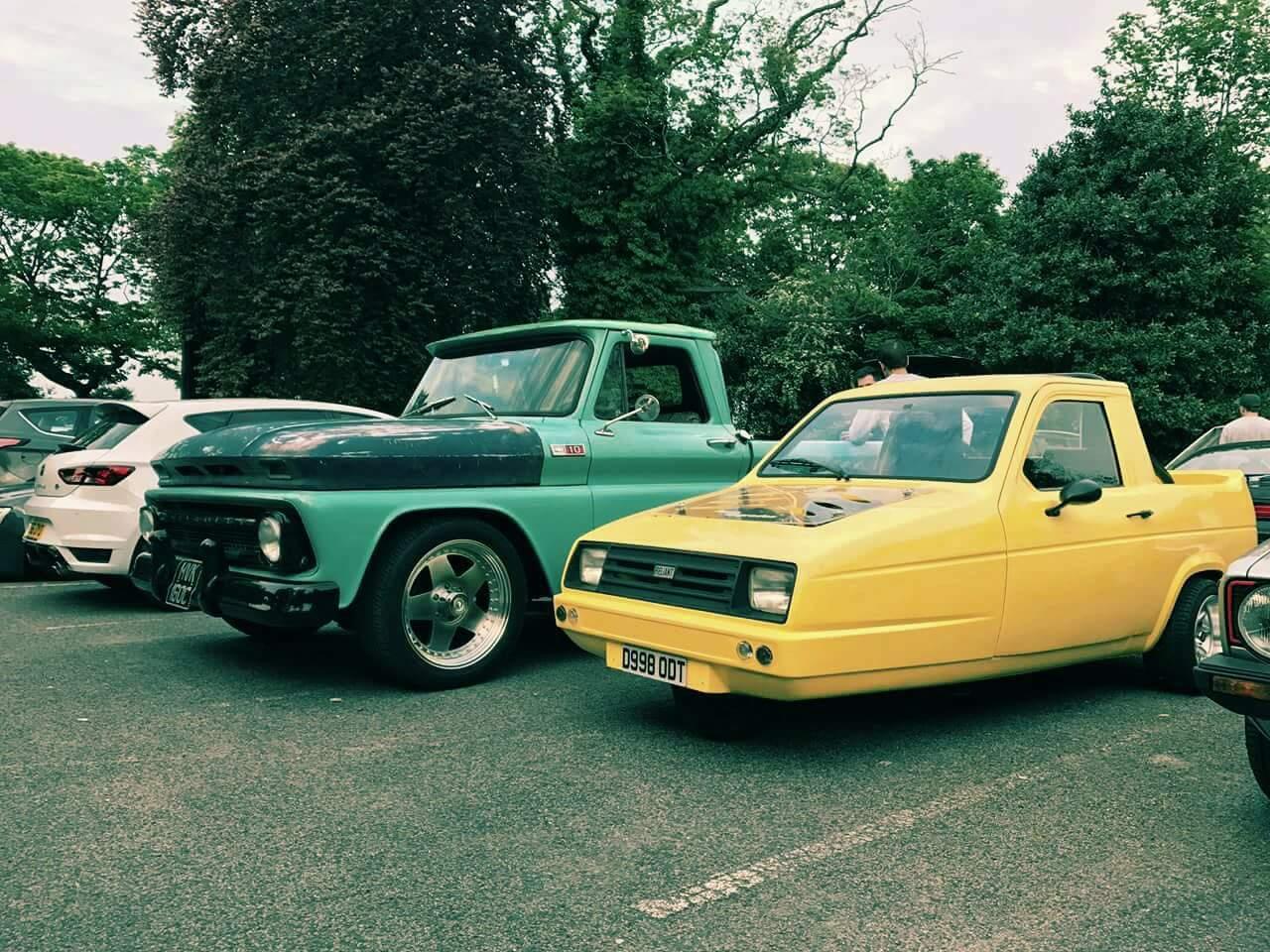 Classic Car Meet Lock Keeper Worksop
